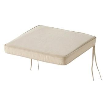 Poduszka na siedzisko GoodHome Tiga piaskowa