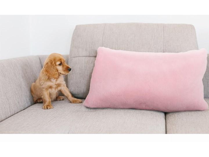 E-floor Poduszka Podłóżna Tedi Różowa Prostokątne Poduszka dekoracyjna Pomieszczenie Salon