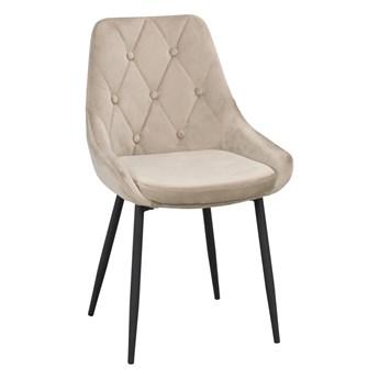 Krzesło Alberton 49x85 cm beżowe
