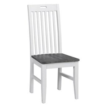 Krzesło Nottingham 44x100 cm białe