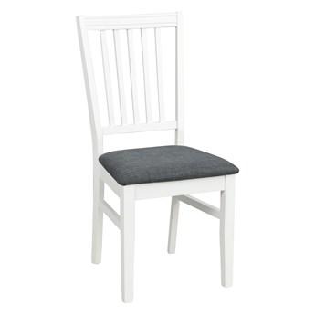 Krzesło Wittskar 44x94 cm białe-szare