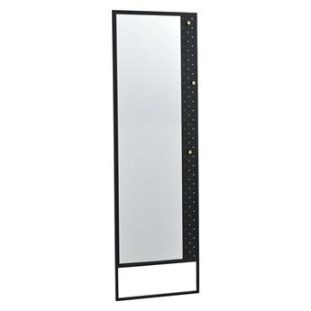 Lustro stojące Malone 53x170 cm czarne