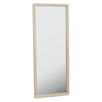 Lustro wiszące Methro 60x150 cm bielone