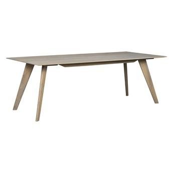 Stół Franklin 220x100 cm szary