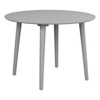 Stół Lotta ∅106 cm jasnoszary