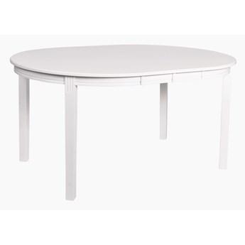 Stół rozkładany Wittskar 150-200x107 cm biały