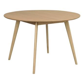 Stół Yumi ∅115 cm naturalny