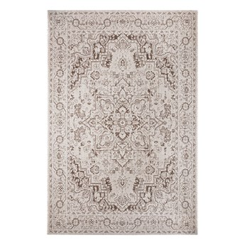 Brązowo-beżowy dywan odpowiedni na zewnątrz Ragami Vienna, 80x150 cm