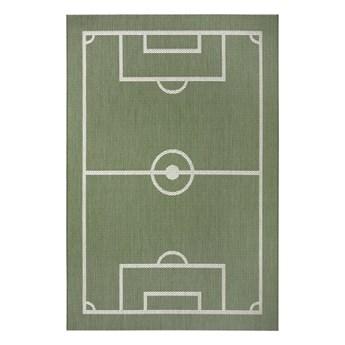Zielony dywan dla dzieci Ragami Playground, 80x150 cm