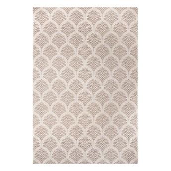 Beżowy dywan odpowiedni na zewnątrz Ragami Moscow, 80x150 cm