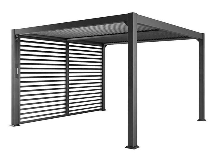 Ścianka frontowa MARANZA 360cm antracyt Daszki Kategoria Pozostała architektura ogrodowa