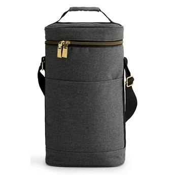 Sagaform - Outdoor - torba termiczna na 2 butelki City, szara