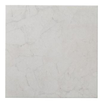Gres Ideal Marble 29,8 x 29,8 cm biały 1,42 m2