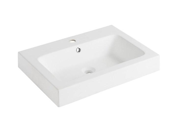 Umywalka meblowa konglomeratowa GoodHome Duala 60 cm Meblowe Kategoria Umywalki