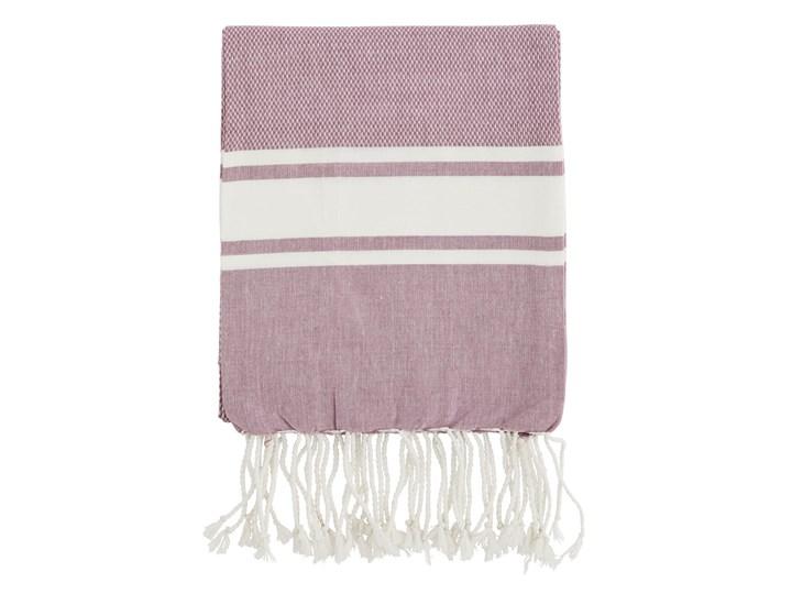 RĘCZNIK KĄPIELOWY PLAŻOWY MADAM STOLTZ Ręcznik plażowy 100x180 cm Bawełna Kategoria Ręczniki