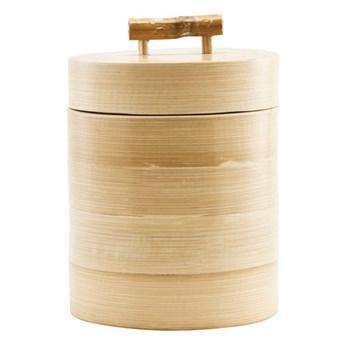 House Doctor - Pojemnik Bamboo L