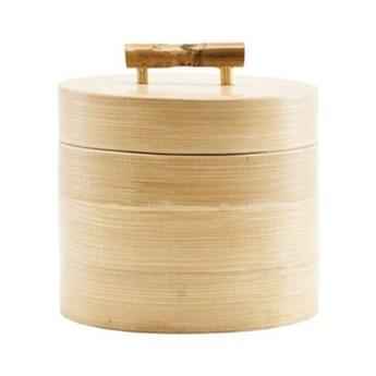 House Doctor - Pojemnik Bamboo M
