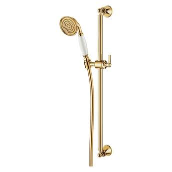 Armance zestaw prysznicowy ścienny złoty ARMANCE-SGL