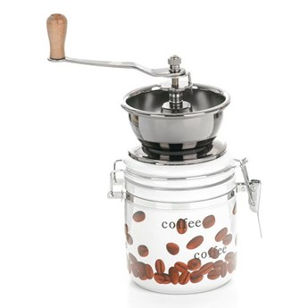 Młynek do kawy ręczny ceramiczny KM-7019