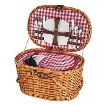 Cilio - kosz piknikowy Riva, dla 2 osób