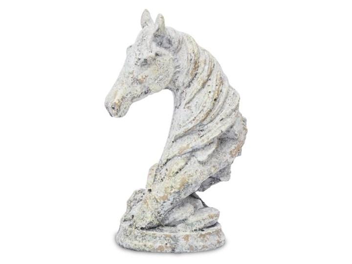POPIERSIE DEKORACYJNE KAMIENNE HORSE  28x10x17cm Zwierzęta Kategoria Figury i rzeźby