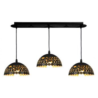 Lampa wisząca LISA BLACK 3xE27 ML6136 MiLAGRO ML6136