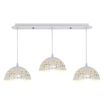 Lampa wisząca LISA WHITE 3xE27 ML6139 MiLAGRO ML6139