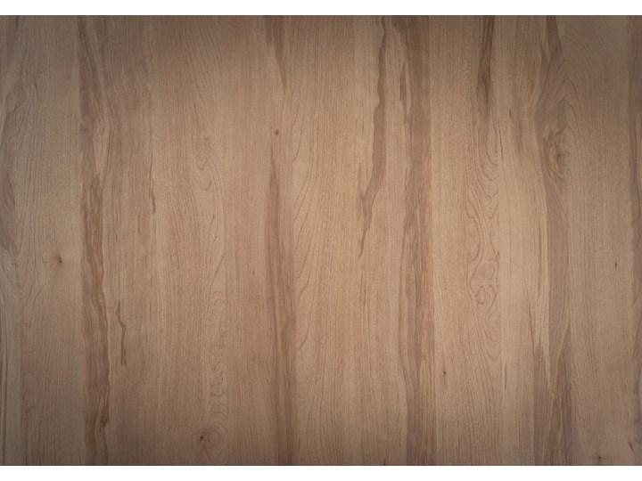 Duży stół do jadalni - duży stół rozkładany w stylu skandynawskim 160x260x90 - FIORD - Jesion Tworzywo sztuczne Długość 160 cm  Drewno Sosna Wysokość 75 cm Płyta MDF Metal Styl Nowoczesny Szerokość 260 cm Kolor Beżowy