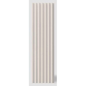 135x38x4,4 cm VT - PB41 (KS kość słoniowa) LAMEL - Panel dekor 3D beton architektoniczny