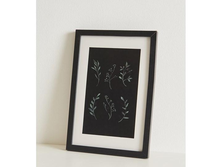 Sinsay - Ramka na zdjęcia 20x30 - Czarny Kategoria Ramy i ramki na zdjęcia