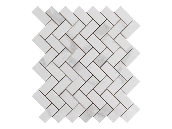 Mozaika Ultimate Marble GoodHome 30 x 30 cm calacatta Płytki podłogowe Płytki ścienne 30x30 cm Gres Wzór Marmur