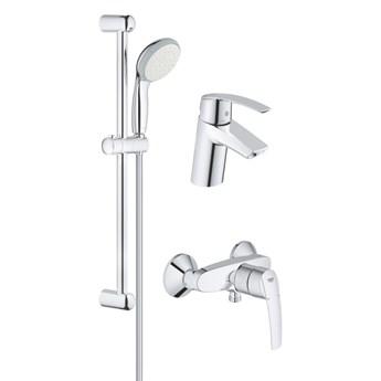 Zestaw prysznicowy Grohe Start New chrom