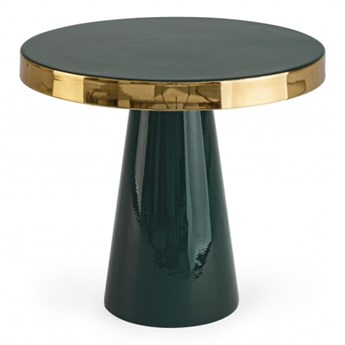 Nandika Green elegancki stolik kawoay