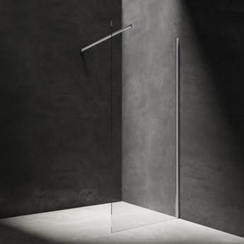 Kabina prysznicowa Marina, 80 cm, walk-in, szkło przezroczyste, DNR80XCRTR