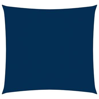 vidaXL Prostokątny żagiel ogrodowy, tkanina Oxford, 2,5x3 m, niebieski