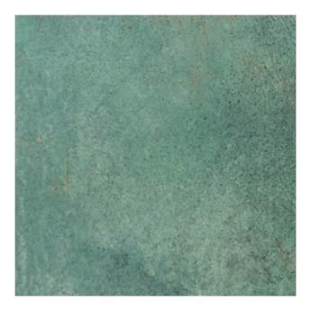Gres szkliwiony Margot Arte 59,8 x 59,8 cm zielony 1,43 m2