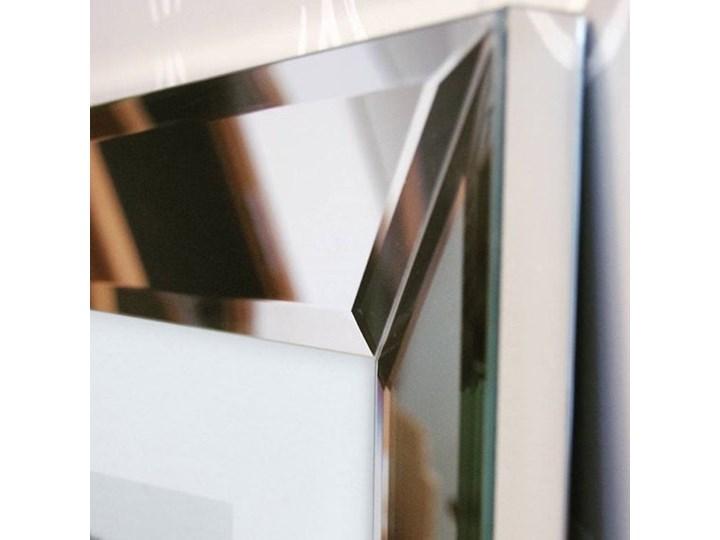 RAMA LUSTRZANA NA ZDJĘCIE KWADRATOWA NA ZAMÓWIENIE DOWOLNY WYMIAR VENUS  80x80cm Kategoria Ramy i ramki na zdjęcia Rozmiar zdjęcia 80x80 cm