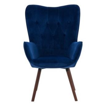 Salony Agata Fotel wypoczynkowy MADIAzielenie błękity