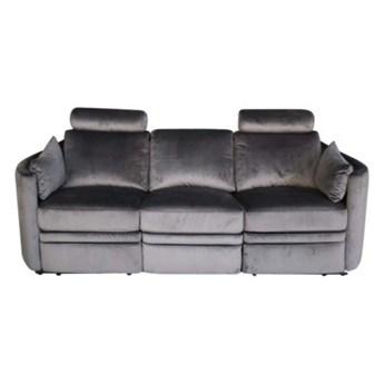 Sofa MILLOM 3-osobowa z funkcją relaks       Salony Agata