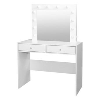 Salony Agata  Toaletka z lustrem INSTA, z oświetleniem