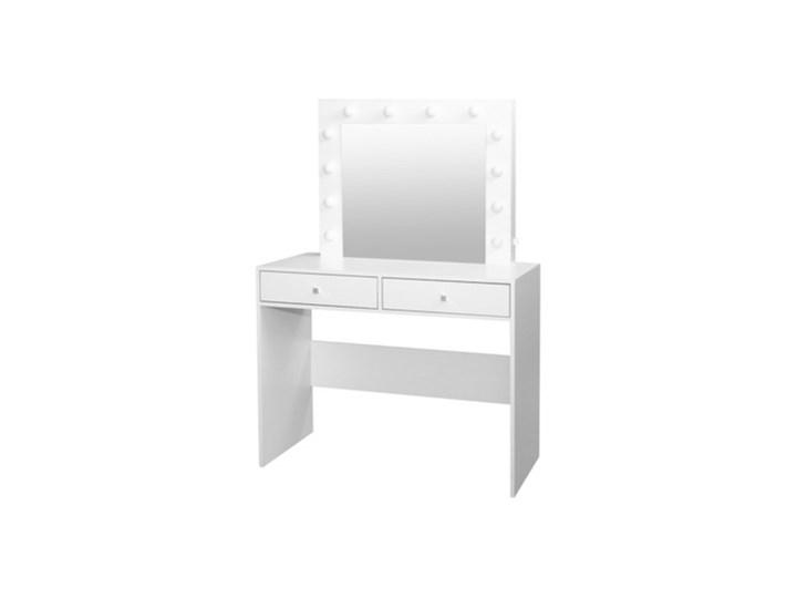 Toaletka z lustrem INSTA, z oświetleniem  Salony Agata