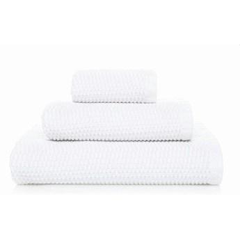 Ręcznik bawełniany Sorema Go Vegan White