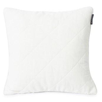 Poszewka dekoracyjna pikowana Lexington Spring Quilted Linen/Viscose Off White