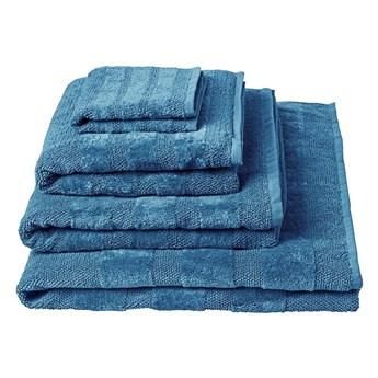 Ręcznik bawełniany Designers Guild Coniston Denim