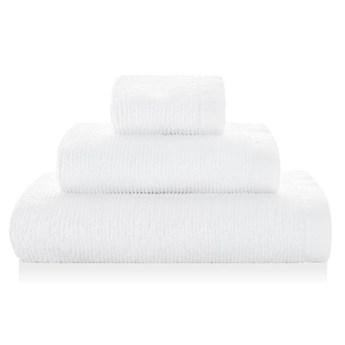 Ręcznik bawełniany Sorema Ribbon White