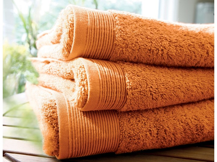 Ręcznik Blanc Des Vosges UNI Pomarańczowy Outlet
