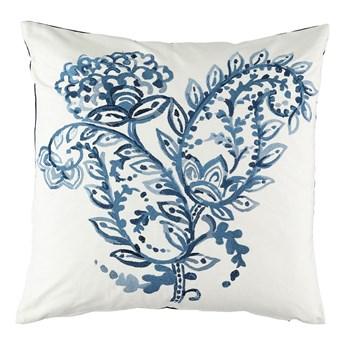 Poduszka dekoracyjna William Yeoward Birdie Denim