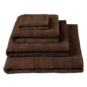 Ręcznik bawełniany Designers Guild Coniston Espresso