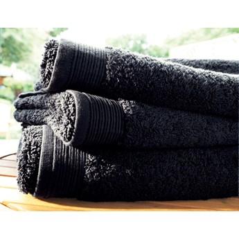 Ręcznik Blanc Des Vosges UNI Antracytowy Outlet