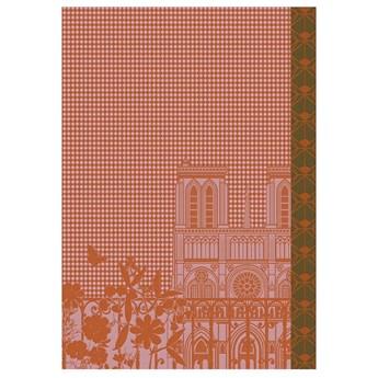 Ręcznik kuchenny Le Jacquard Français Fenêtre Sur Paris Nasturtium